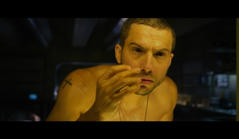 Holloway, played by Logan Marshall-Green, has got a little something in his eye... (20th Century Fox)