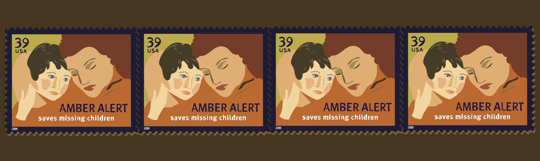 Amber Alert Banner
